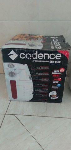Fritadeira sem óleo cadence max fryer 220vts  - Foto 4
