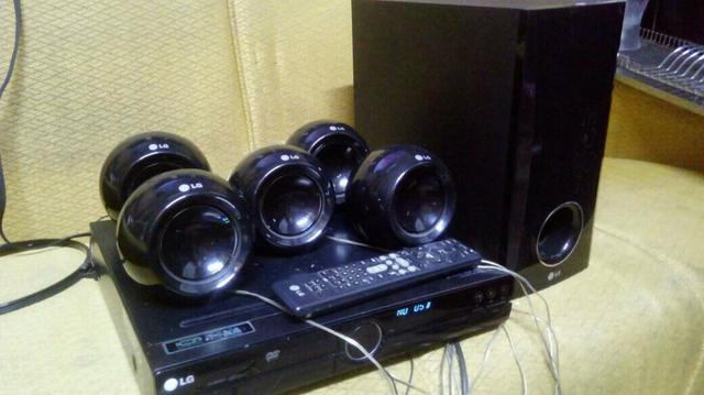 Home Theater LG