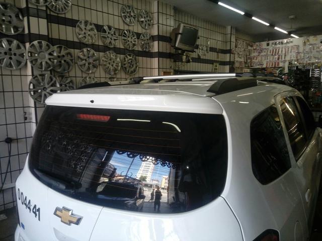 Rack Travessa Teto Chevrolet Spin - Foto 3