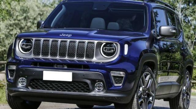 Compro jeep renegade diesel