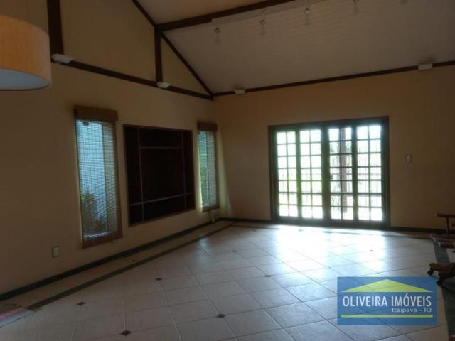 Casa fora de condomínio Petrópolis, Itaipava - Foto 16