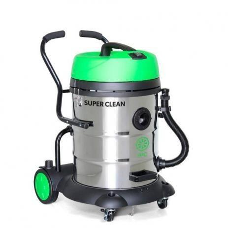 Aspirador de pó e líquido 60 litros - Super Clean novo