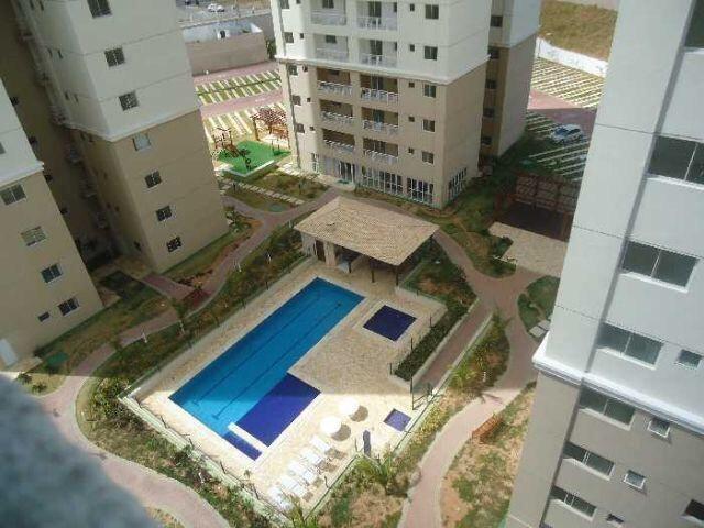 Apartamento 2 quartos com móveis planejados no Condomínio Vila verde-63M2