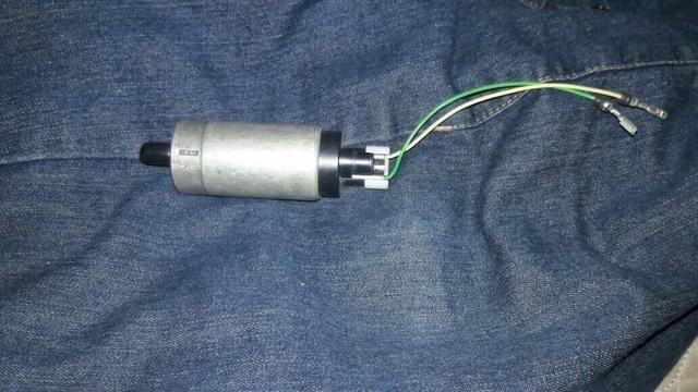 Vendo um refil da bomba da fan150 mix