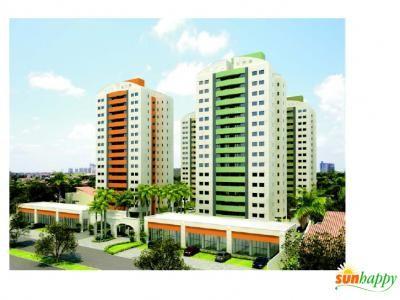 Apartamento 3/4 com suíte na Av. Abel Cabral - Sun Happy