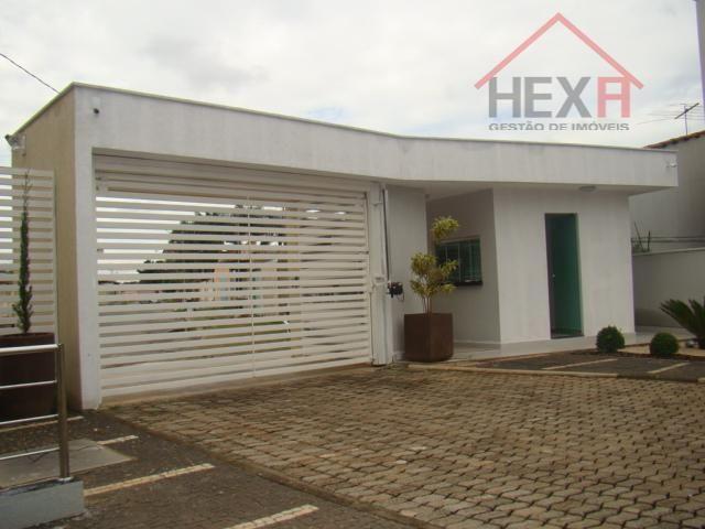 Sobrado residencial à venda 4 suítes , Cidade Jardim, Goiânia - SO0080. - Foto 2
