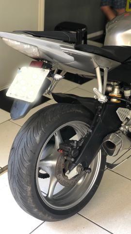 Yamaha Yzf - R6 Prata - Foto 4
