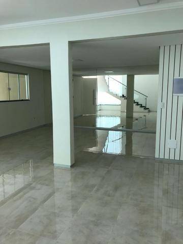 Casa sobrado novo desocupado 4 Suites Guara II - Foto 12