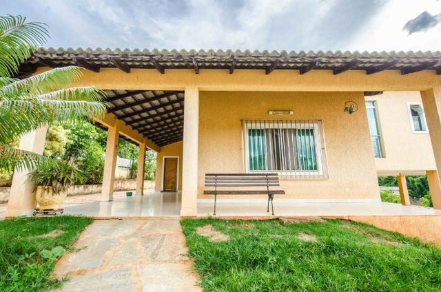 Bela casa no Park Way quadra 8 com 4 suítes + Loft com 2 quartos - SMPW 8 - Foto 16