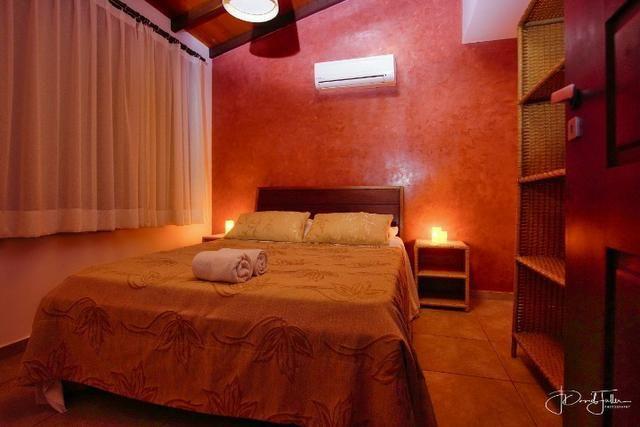 Casa luxuosa com jacuzzi e vista para o mar no Pipa Beleza Spa Resort - Foto 10