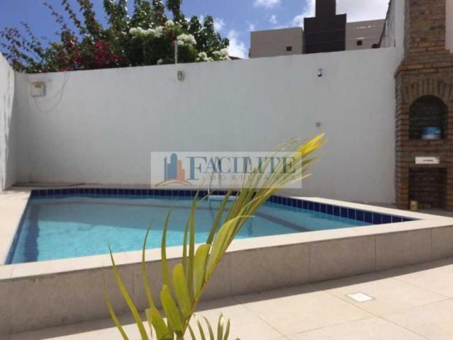2837 - Apartamento para vender, Castelo Branco, João Pessoa, PB - Foto 5