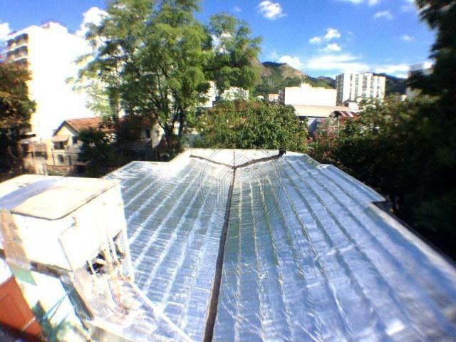 Grajaú, rua araxá ,casa com 5 dormitórios à venda, 200 m² por r$ 790.000,00 - grajaú - rio - Foto 20