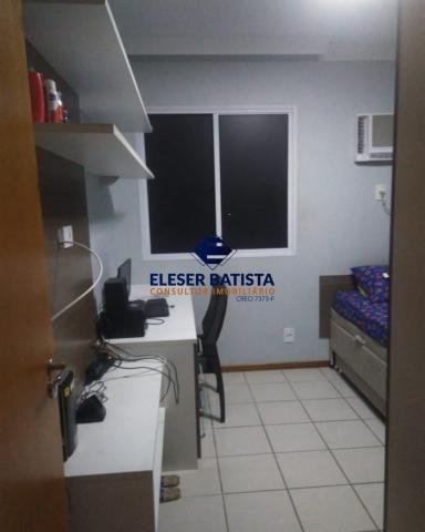 Apartamento à venda com 3 dormitórios em Paradiso, Serra cod:AP00158 - Foto 6