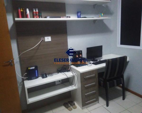 Apartamento à venda com 3 dormitórios em Paradiso, Serra cod:AP00158 - Foto 9