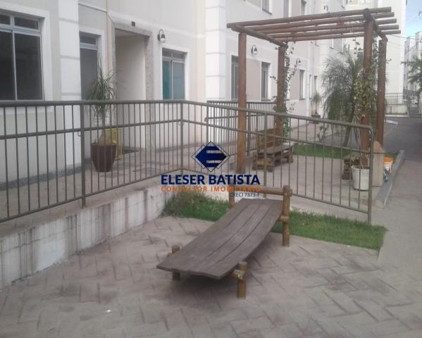 Apartamento à venda com 2 dormitórios em Parque valence, Serra cod:AP00161 - Foto 11
