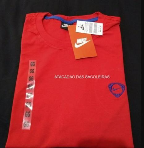 51cdcf236 Sacoleiras - Kit 6 Camisetas de Luxo Malha Premium Marcas Variadas ...