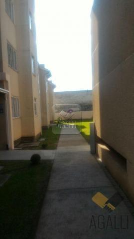 Apartamento à venda com 2 dormitórios em Sítio cercado, Curitiba cod:461-18 - Foto 3