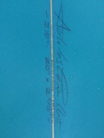 Prancha de surf Fish Achiles Cerullo