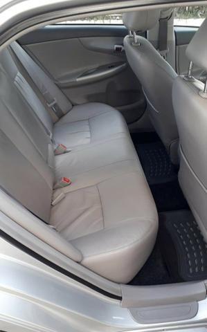 Corolla XEI - 2010 - Automático e Couro - Foto 12