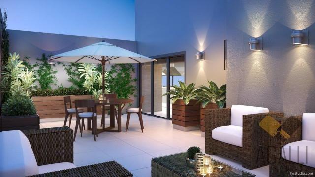 Apartamento à venda com 3 dormitórios em Água verde, Curitiba cod:21925 - Foto 2