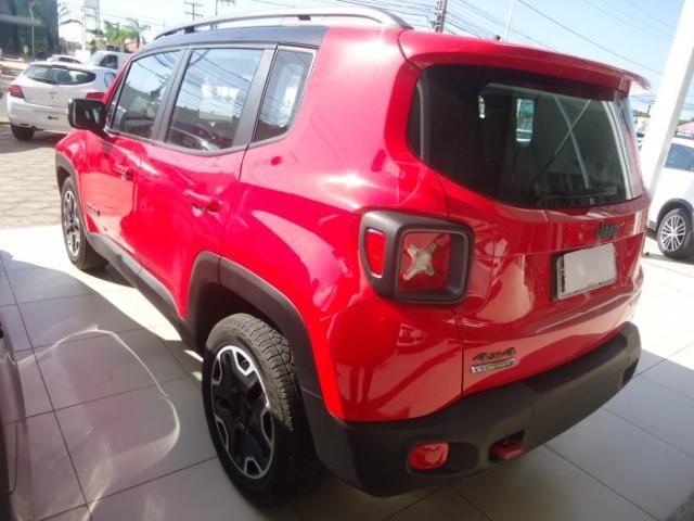 Jeep renegade 2016 2.0 16v turbo diesel trailhawk 4p 4x4 automÁtico - Foto 5