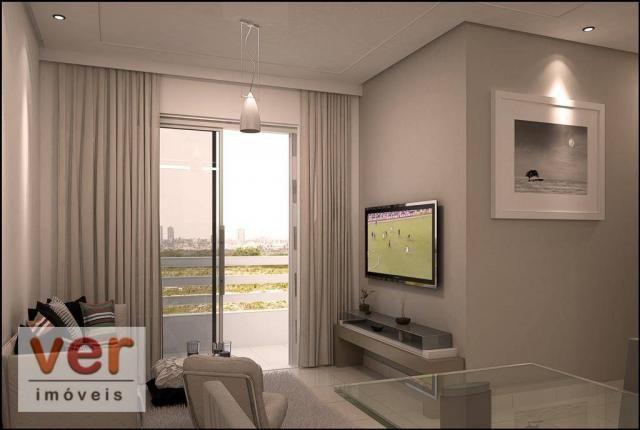 Apartamento com 2 dormitórios à venda, 48 m² por R$ 197.930 - Parangaba - Fortaleza/CE - Foto 6
