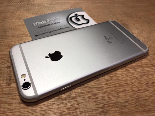 Iphone 6s 16gb sem detalhe, 8xR$129 no cartão - Foto 5