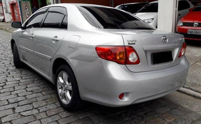 Corolla XEI - 2010 - Automático e Couro - Foto 5