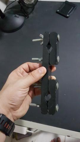 Clamp para bateria reforçado