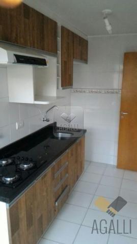 Apartamento à venda com 2 dormitórios em Sítio cercado, Curitiba cod:461-18 - Foto 8