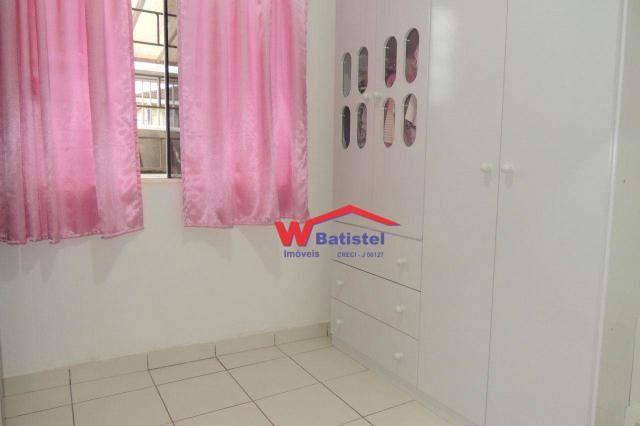 Casa com 3 dormitórios à venda, 50 m² por r$ 198.000 - rua jaguariaíva nº 288 - vila são j - Foto 18