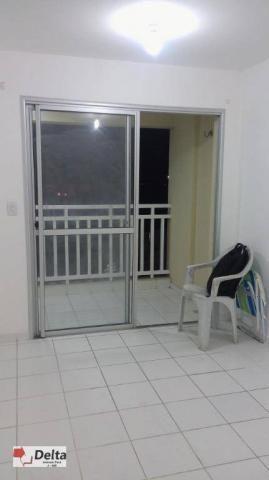 Varanda castanheira. apartamento com 2 dormitórios para alugar, 68 m² por r$ 1.650/mês - a - Foto 13