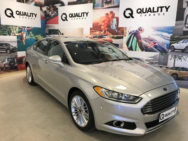 Ford - Fusion Titanium 2.0 GTDi Eco. Awd Aut - 2015