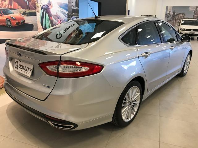 Ford - Fusion Titanium 2.0 GTDi Eco. Awd Aut - 2015 - Foto 4