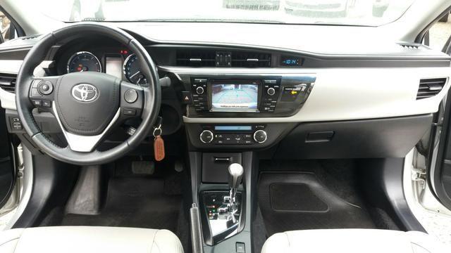 Toyota Corolla Xei 2015/15 - Foto 12