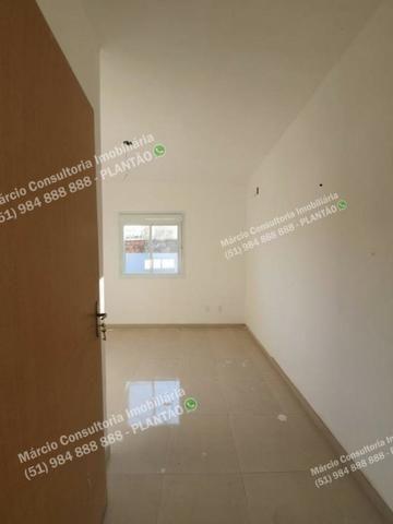 Casa 2 Dormitórios Parque Da Matriz Pátio Nos Fundos Excelente Acabamento!! - Foto 8