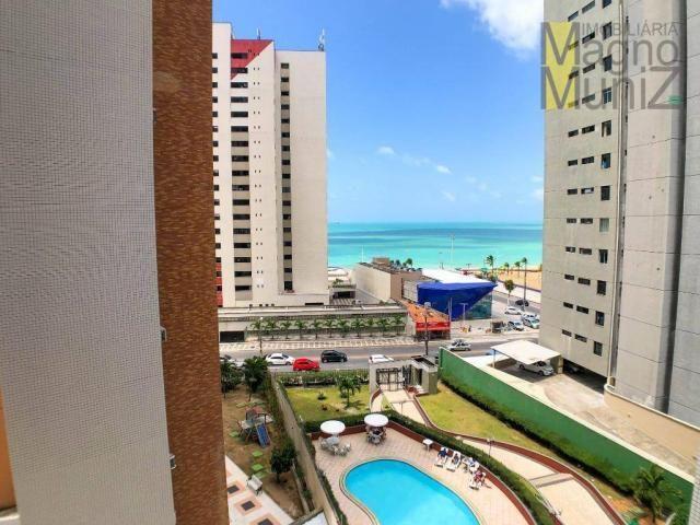 Apartamento com 2 dormitórios à venda por r$ 360.000 - praia de iracema - fortaleza/ce - Foto 16