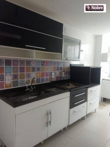 Apartamento com 2 dormitórios para alugar, 70 m² por r$ 995,00/mês - plano diretor sul - p - Foto 12