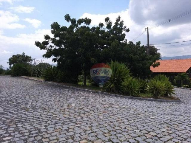 Terreno em condomínio em gravatá, terra de santa fé, br232. - Foto 5