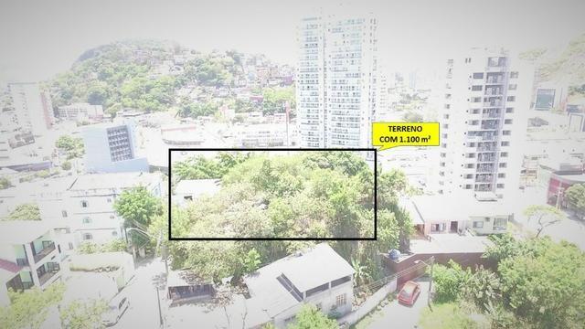 Excelente Terreno 1.100 m² em Bento Ferreira - Vitória - ES - Foto 7
