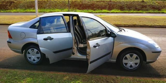 Focus Sedan 1.6 8v (Completo!!!) o mais Novo de Londrina, placa (A). Impecavel!!! - Foto 10