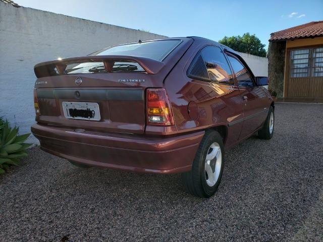 Chevrolet Kadett GL 1.8 EFI - Vermelho Goya Perolizado - Foto 6