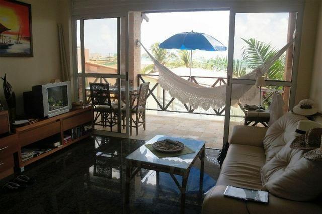Flat In-Sonia 5 - Apto com varanda vista mar na Praia de Camurupim - Foto 15