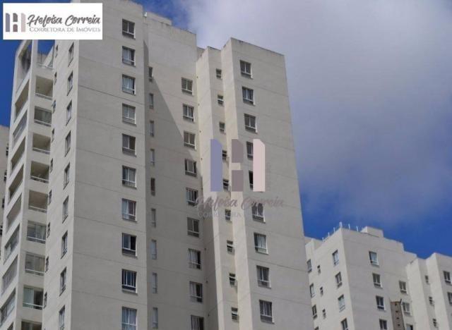 Apartamento com 3 dormitórios para alugar, 72 m² por r$ 2.000/mês - neópolis - natal/rn - Foto 8