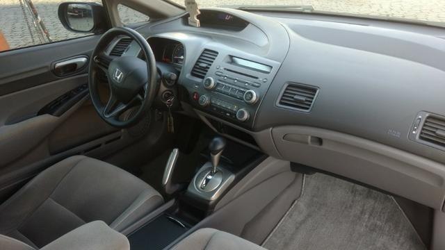 Honda Civic LXS 2008 completo automático 2º dono - Foto 5
