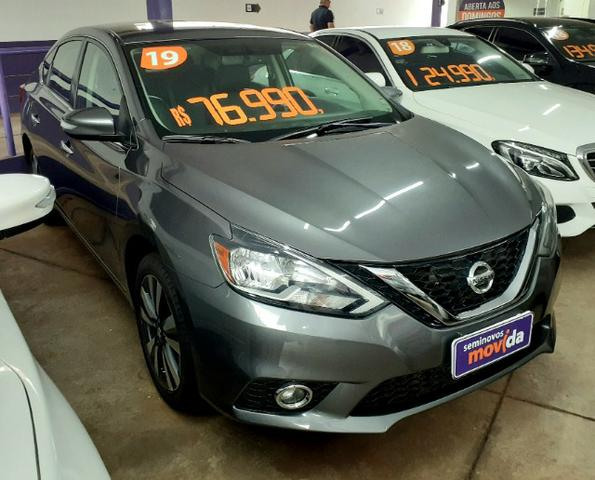 Nissan Sentra Sv 2.0 Flexstart 16v Automático