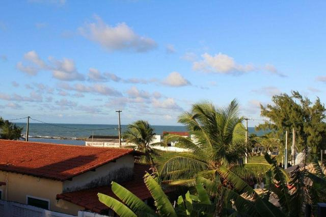 Flat In-Sonia 5 - Apto com varanda vista mar na Praia de Camurupim - Foto 17