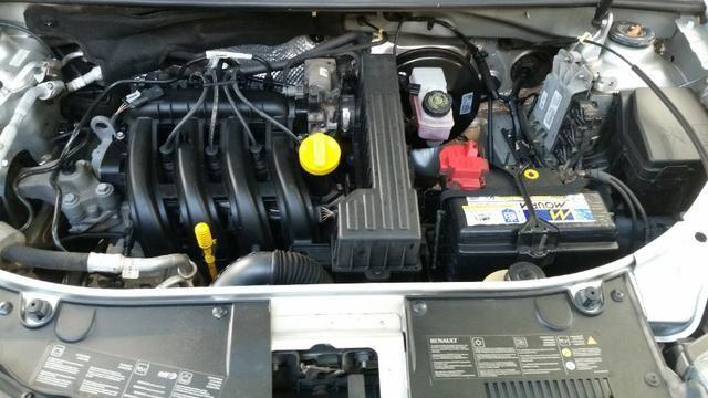 Renault sandero 1.0 2015/2015 único dono - Foto 5