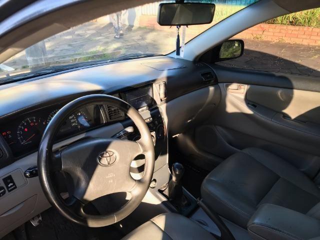 Corolla XEI 1.8 2004 - Foto 8