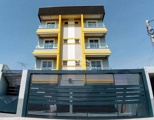 Apartamento 3 quartos, sendo 1 suíte, sacada com churras- boneca do iguaçu - Foto 12